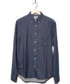 Acne(アクネ)の古着「ボタンダウンシャツ」