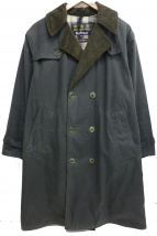 Barbour(バブアー)の古着「WAX TRENCH COAT」