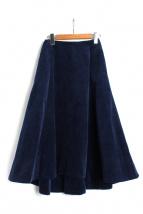 SHE Tokyo(シートーキョー)の古着「コーデュロイフレアスカート」