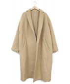 Plage(プラージュ)の古着「チェスターコート」|キャメル