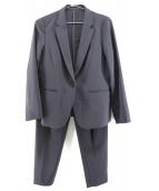 23区(ニジュウサンク)の古着「パンツスーツ」|ネイビー