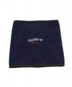 Supreme(シュプリーム)の古着「Polartec Fleece Neck Gaiter」|ネイビー