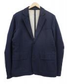 EMPORIO ARMANI(エンポリオアルマーニ)の古着「ジャケット」|ネイビー