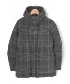 HERNO(ヘルノ)の古着「ダウンジャケット」|オリーブ