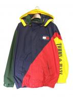 TOMMY JEANS(トミージーンズ)の古着「セーリングジャケット」|マルチカラー