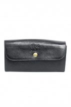 IL BISONTE(イル ビゾンテ)の古着「長財布」