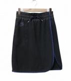 NIKE×sacai(ナイキ×サカイ)の古着「テックフリーススカート」