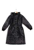 DIESEL(ディーゼル)の古着「シンサレートコート」|ブラック