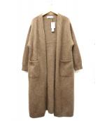 SUGAR ROSE(シュガーロペ)の古着「ロングカーディガン」
