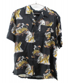 ALL SAINTS(オールセインツ)の古着「レーヨンシャツ」