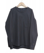 ITTY BITTY(イッティービッティー)の古着「Union stripe Pullover」