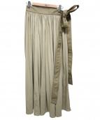 INSCRIRE(アンスクリア)の古着「エアーロングスカート」