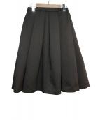 ANAYI(アナイ)の古着「タックフレアスカート」