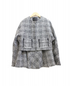 ANTEPRIMA(アンテプリマ)の古着「セットアップスーツ」