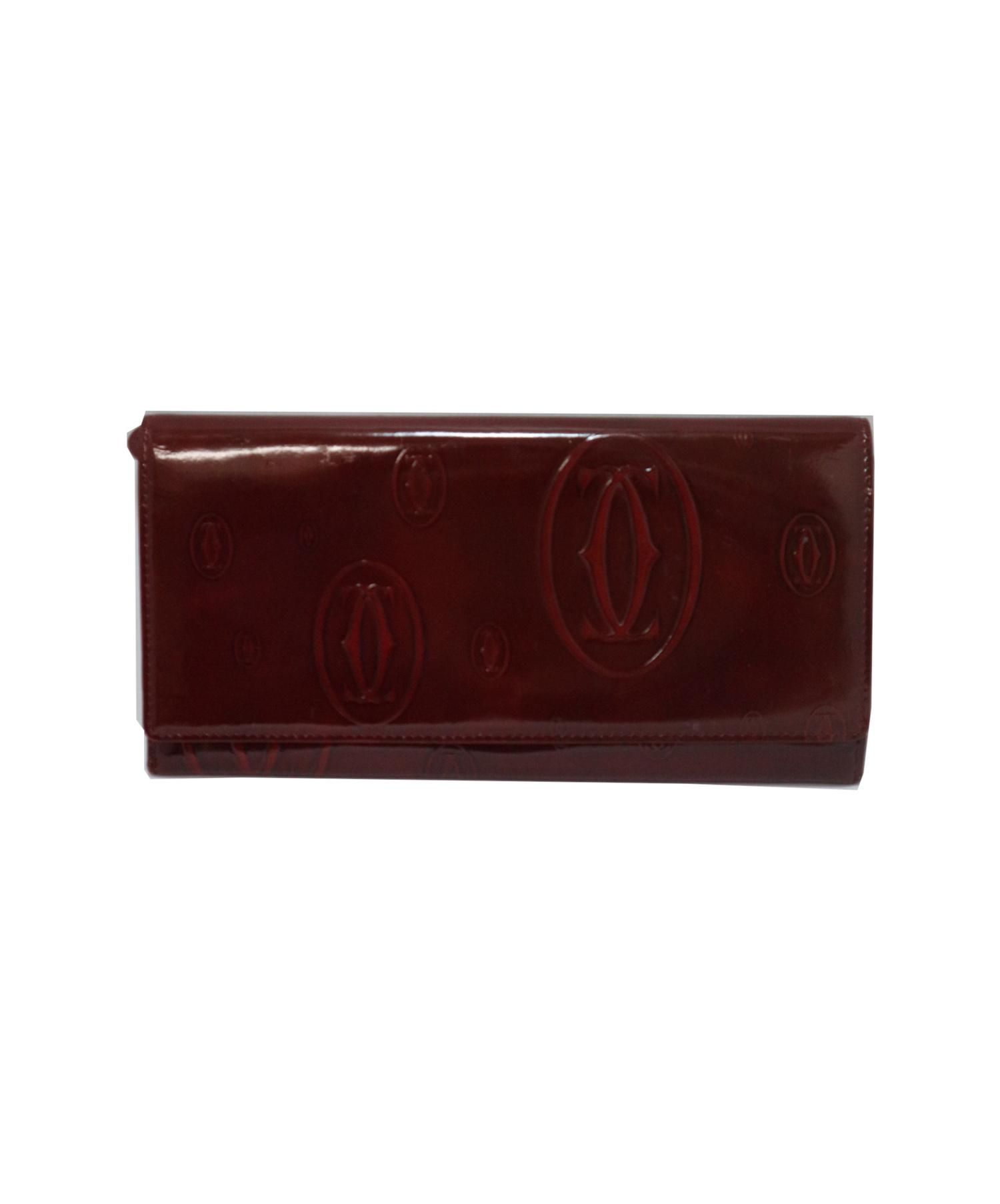 hot sale online 988e3 f965a [中古]Cartier(カルティエ)のレディース 服飾小物 長財布