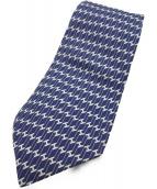 HERMES(エルメス)の古着「ネクタイ」|ネイビー