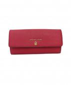 MICHAEL KORS(マイケルコース)の古着「長財布」|ピンク