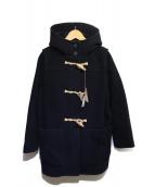 Traditional Weatherwear(トラディショナル ウェザーウェア)の古着「ダッフルコート」|ネイビー
