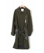 yoshio kubo(ヨシオクボ)の古着「GUNCLUB CHECK SOUTIEN COLLAR C」