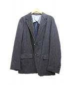 tim.(ティム)の古着「ウールカシミヤ2Bジャケット」 グレー