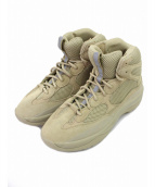 YEEZY SEASON 6(イージーシーズン6)の古着「DESSERT BOOT IN THICK SUEDE ME」