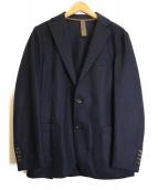 eleventy(イテブンティ)の古着「ウールアンコンジャケット」
