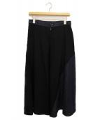 Y's(ワイズ)の古着「デニム切替スカート」