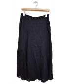 Y's(ワイズ)の古着「レース切替スカート」