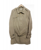 C.P COMPANY(シーピーカンパニー)の古着「トレンチコート」|ベージュ