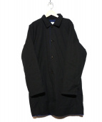 THE SUPERIOR LABOR(シュペリオールレイバー)の古着「裏ボアコート」|ブラック