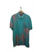 DOUBLE RAINBOUU(ダブルレインボー)の古着「ハワイアンシャツ」