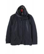 KURO(クロ)の古着「ダウンジャケット」|ブラック