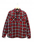 CARHARTT WIP(カーハート ワークインプログレス)の古着「DAMONシャツジャケット」