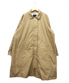 KBF(ケイビーエフ)の古着「ボーイッシュコート」|ベージュ