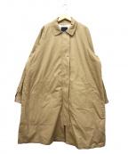 KBF(ケービーエフ)の古着「ボーイッシュコート」 ベージュ