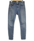 ACNE STUDIOS(アクネ ストゥディオズ)の古着「デニムパンツ パンツ」|インディゴ