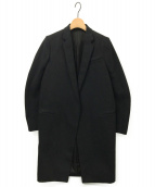CELINE(セリーヌ)の古着「クロンビーコート」|ブラック