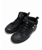 NIKE(ナイキ)の古着「AIR JORDAN XII」 ブラック