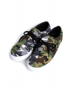 SUPRA×Rothco(スープラ×ロスコ)の古着「Cuba Can't See Me Camo Skate S」