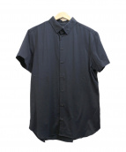 EMPORIO ARMANI(エンポリオアルマーニ)の古着「半袖シャツ」|ネイビー