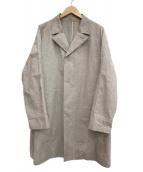 THE NERDYS(ザナーディーズ)の古着「ステンカラーコート」
