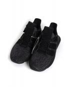 adidas(アディダス)の古着「ランニングスニーカー」|ブラック