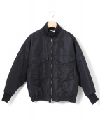 HYKE(ハイク)の古着「WEP G8ジャケット」|ブラック