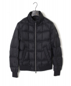 FENDI(フェンディ)の古着「2WAYダウンジャケット」|ブラック