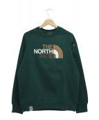 THE NORTH FACE(ザノースフェイス)の古着「ロゴスウェット」