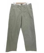 RRL(ダブルアールエル)の古着「パンツ」|オリーブ