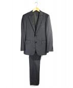 NEWYORKER(ニューヨーカー)の古着「セットアップスーツ」|グレー