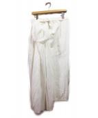 Y's(ワイズ)の古着「切替デザインスカート」