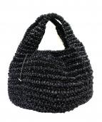 ANTEPRIMA(アンテプリマ)の古着「リボンワイヤーバッグ」|ブラック