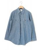MADISONBLUE(マディソンブルー)の古着「シャンブレーシャツ」